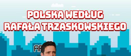 Screen z filmu, który pojawił się na fanpage'u Andrzeja Dudy.
