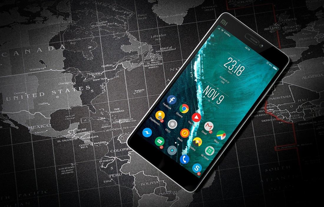 Telefon z systemem Android