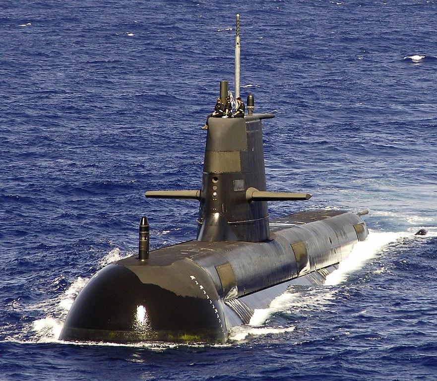 Łódź podwodna klasy Collins.