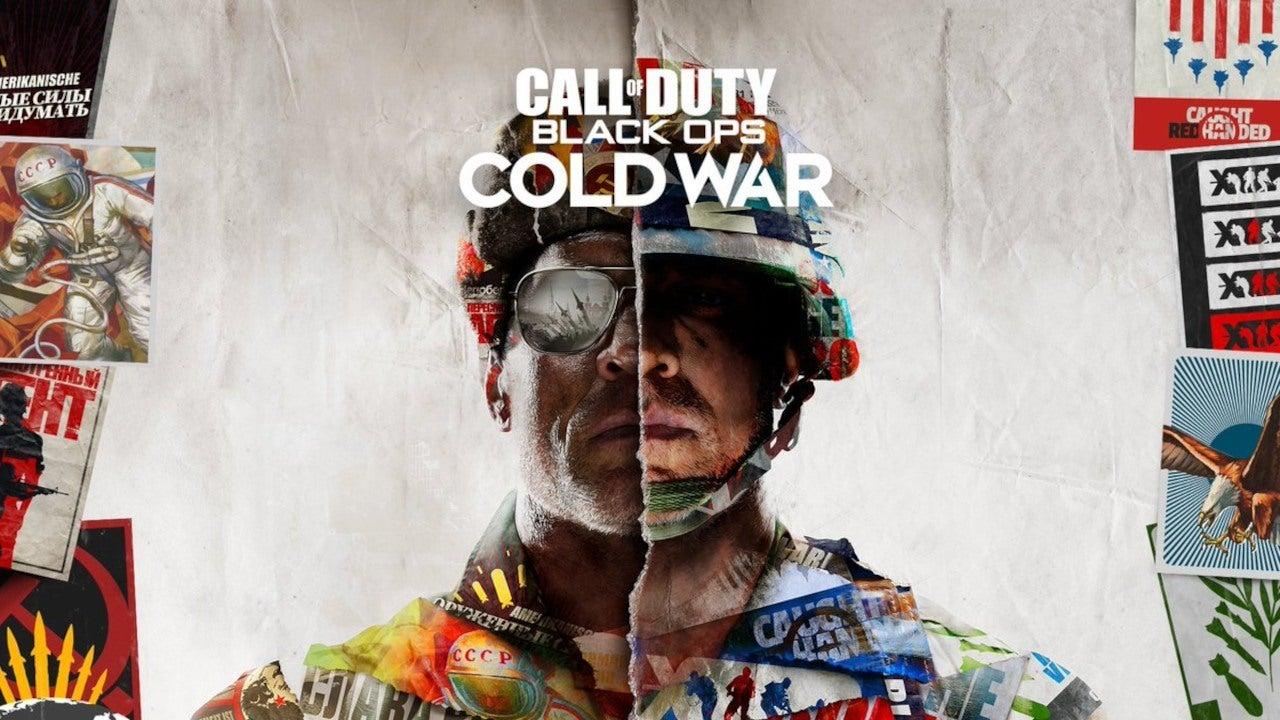 Call of Duty Black Ops Cold War okładka