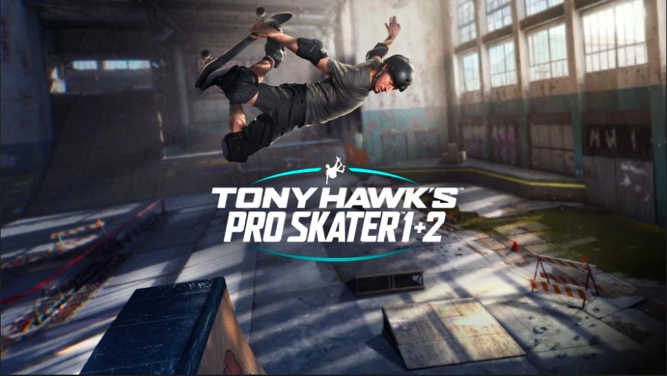Tony Hawk'sPro Skater 1+2
