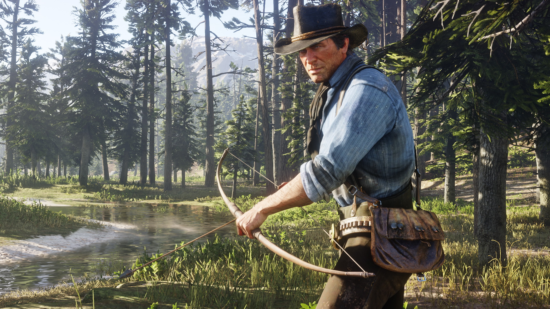 Red Dead Redemption 2/ screen z gry
