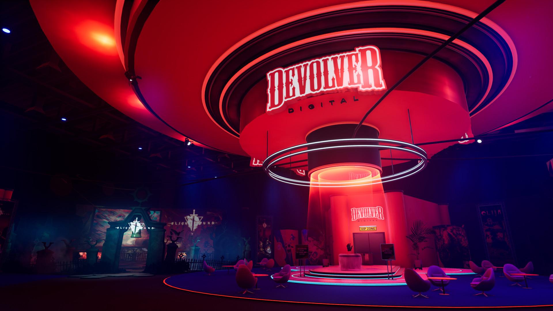 Devolverland Expo Steam