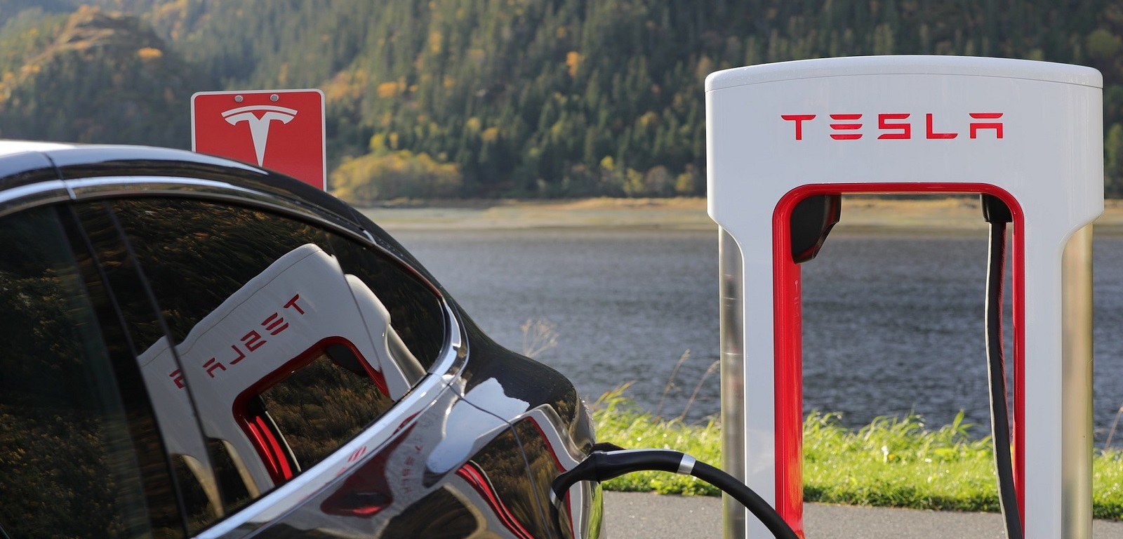 Tesla tankowanie