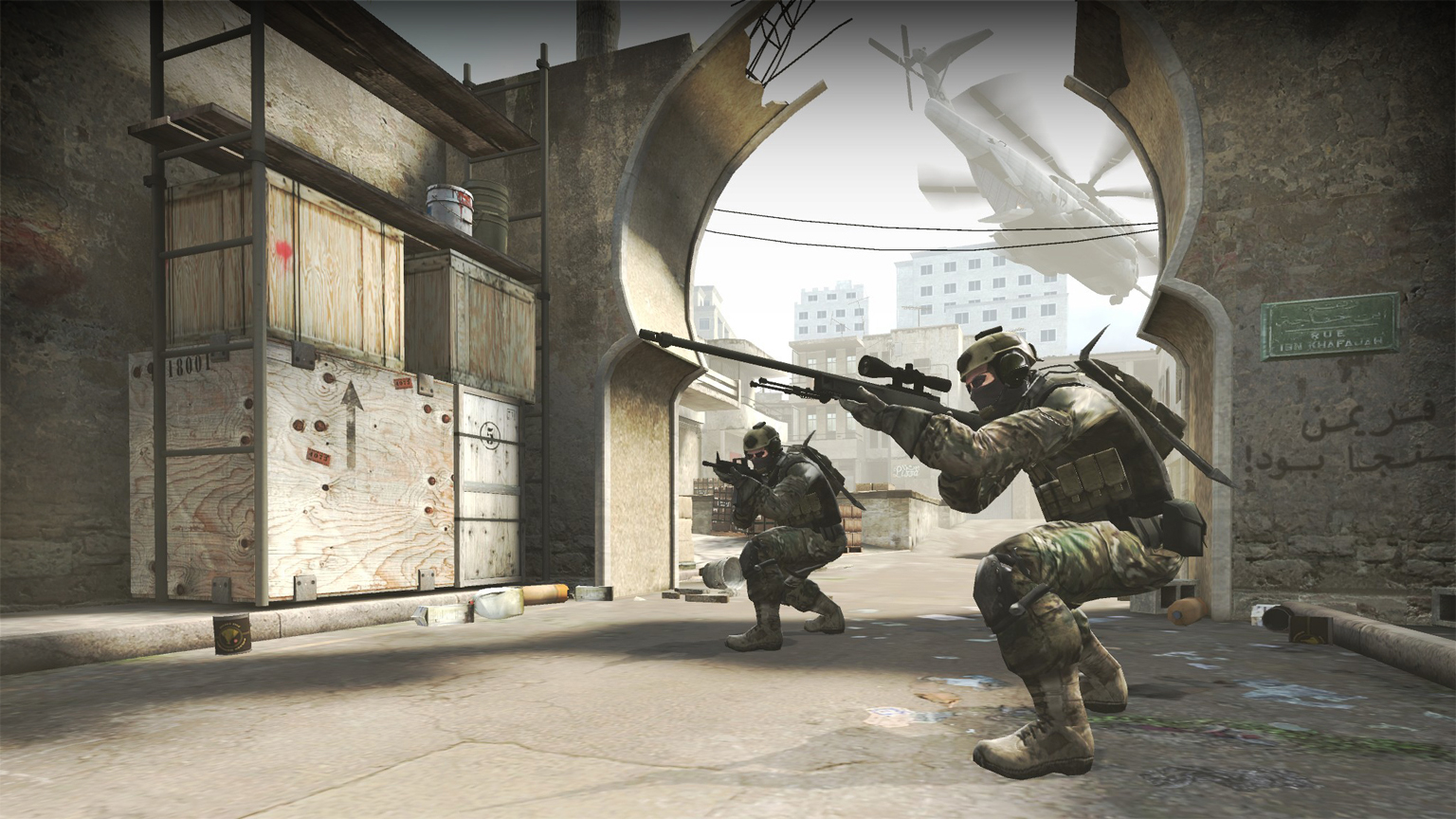 Screen z gry Counter-Strike: Global Offensive