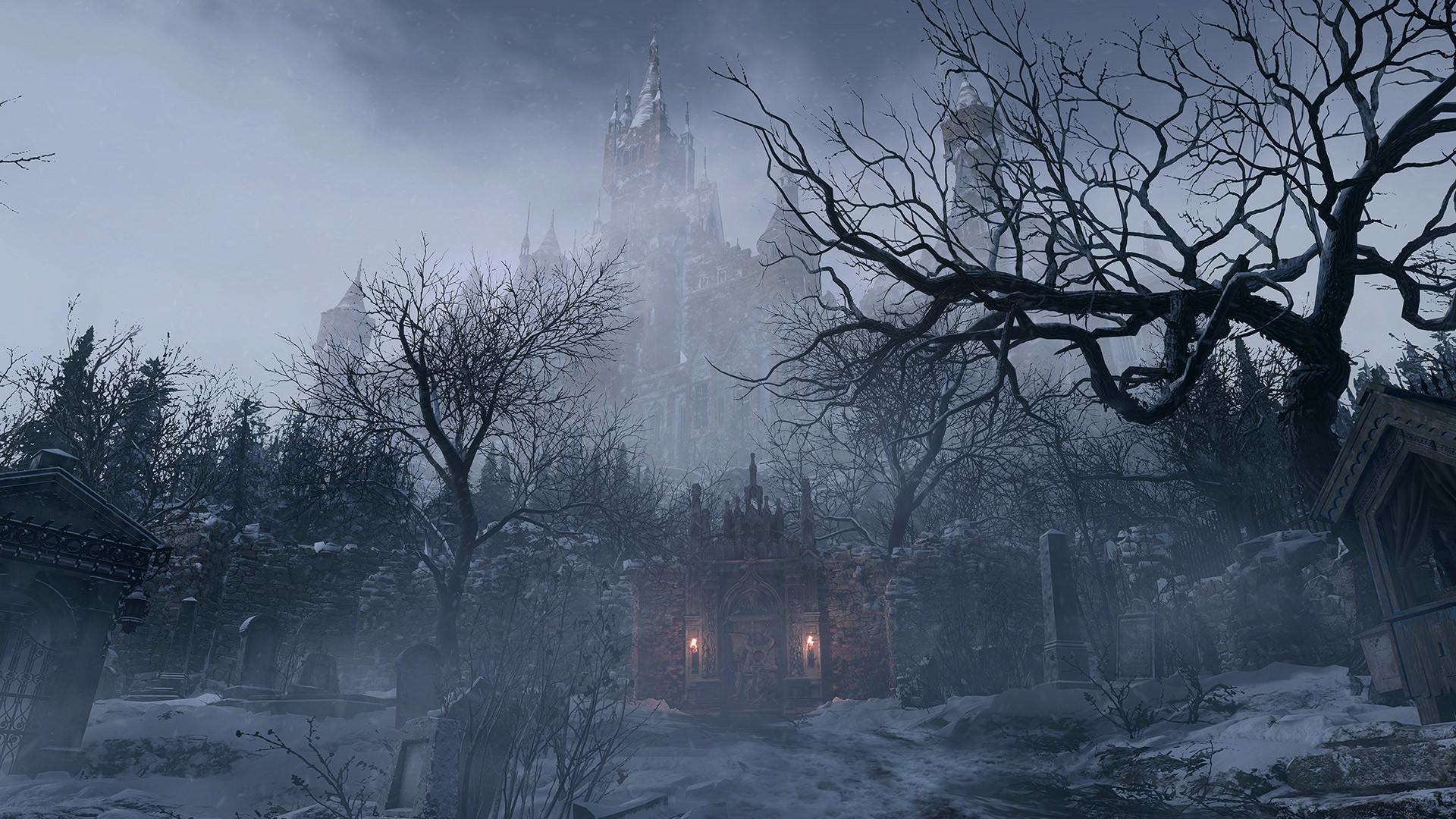 Resident Evil Village/screen z gry