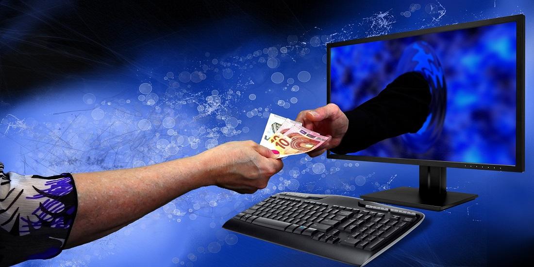 Kradzież pieniędzy online