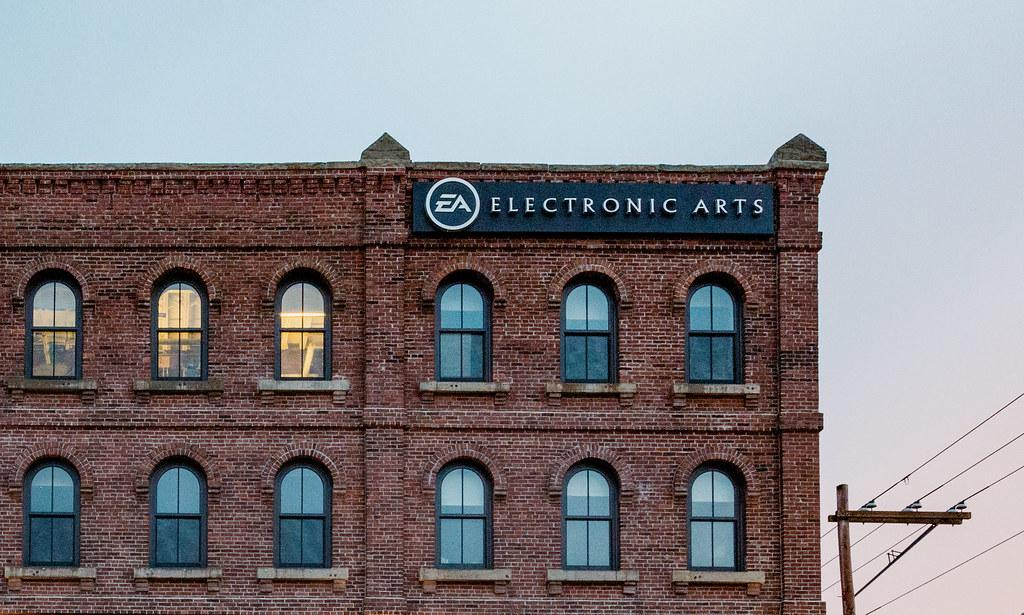 Siedziba Electronic Arts.