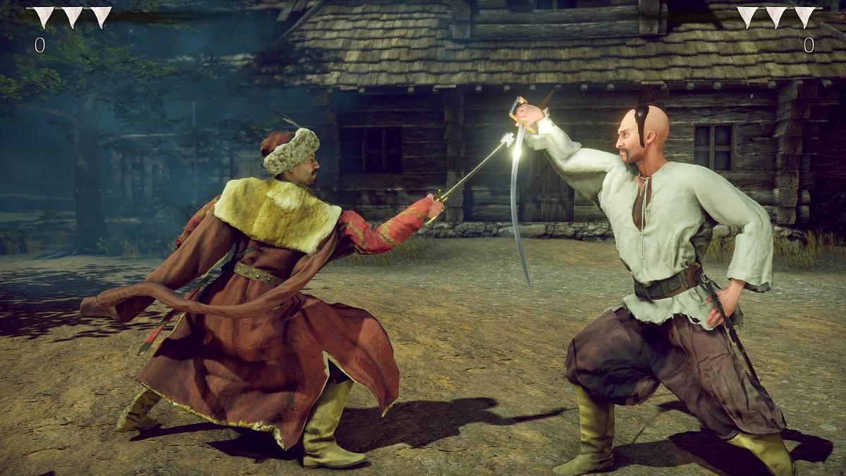 Pojedynek XVII-wieczny z Hellish Quart