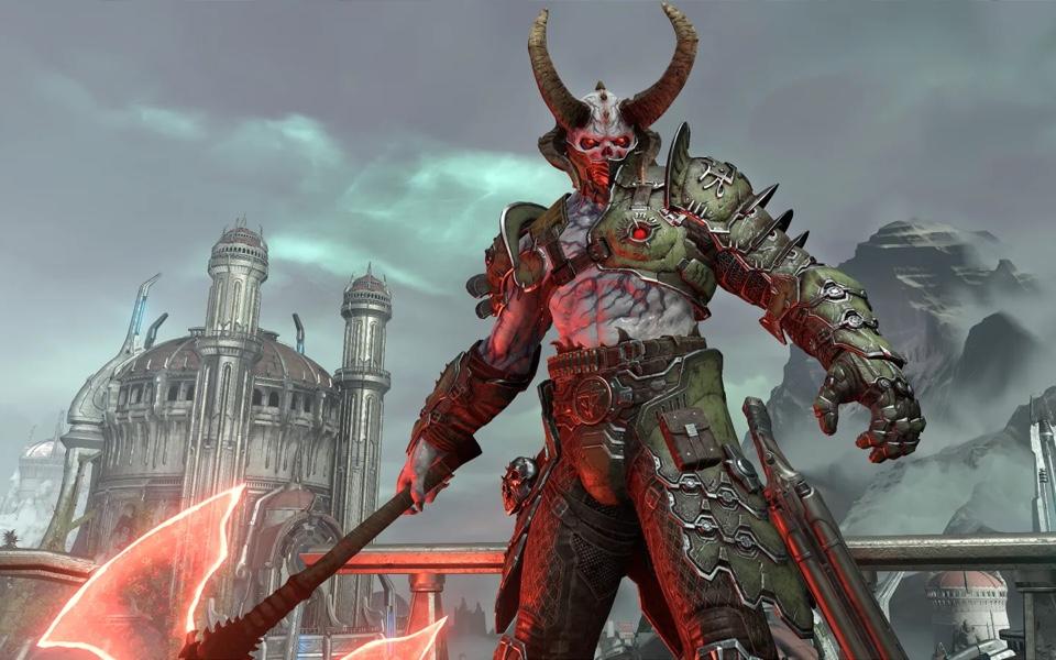 doom eternal demon