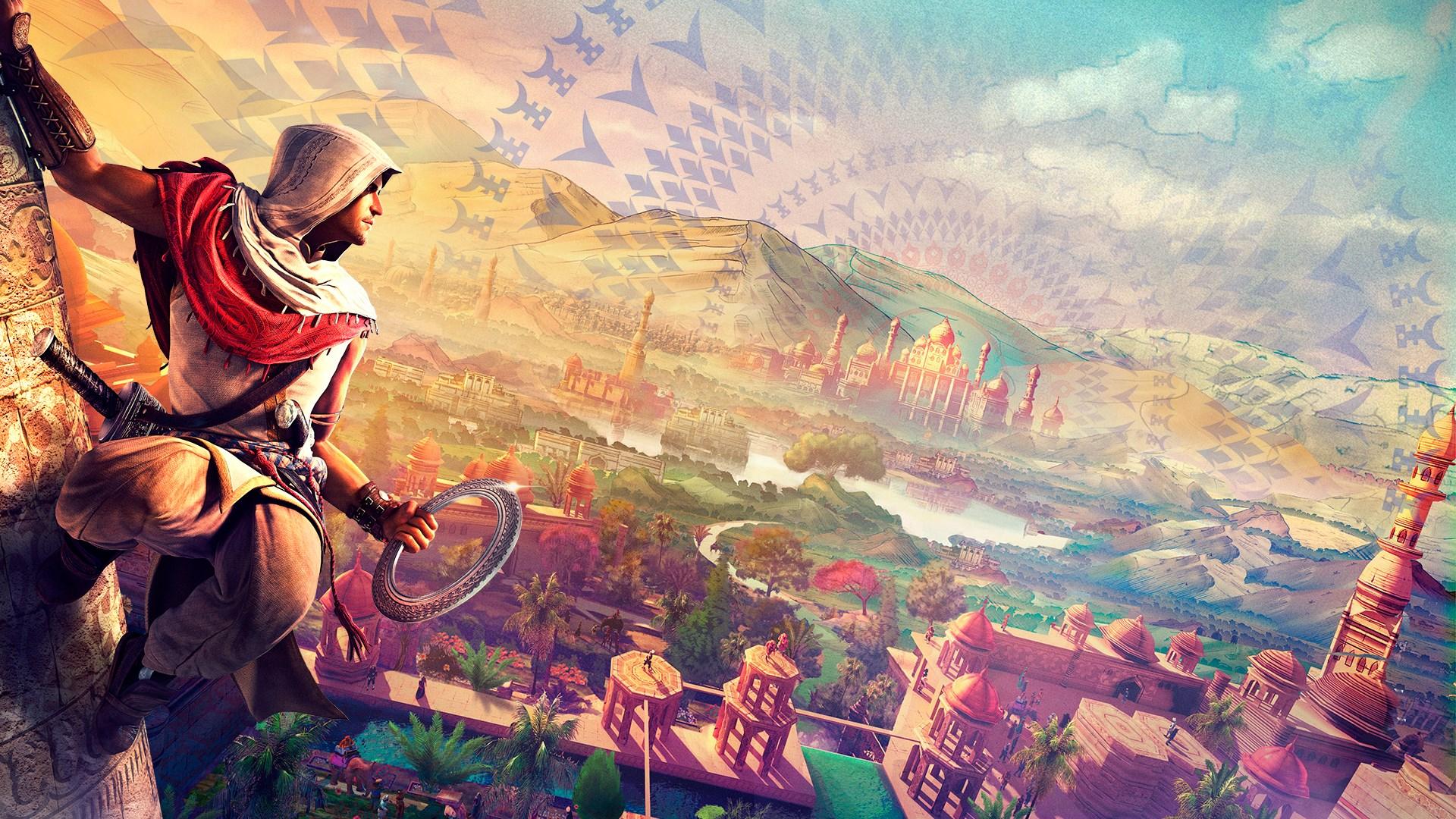 Assassin's Creed Chronicles: India/ plakat