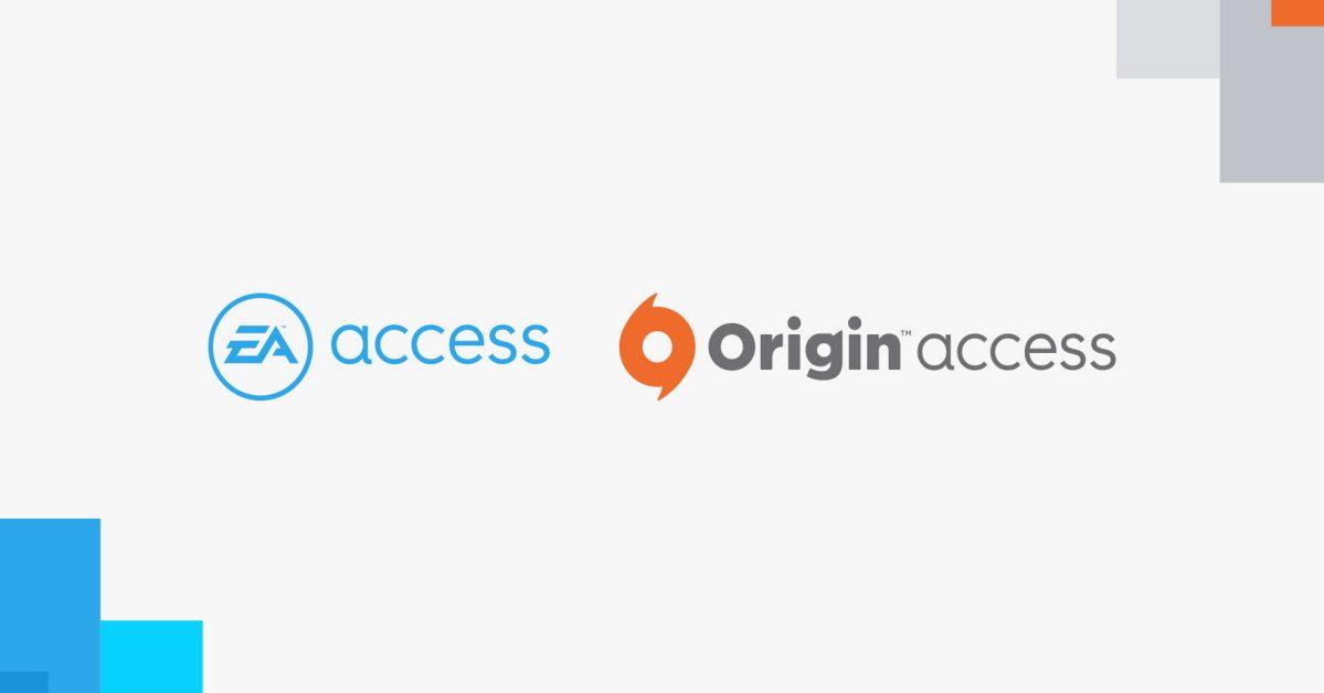EA Access, Origin Access