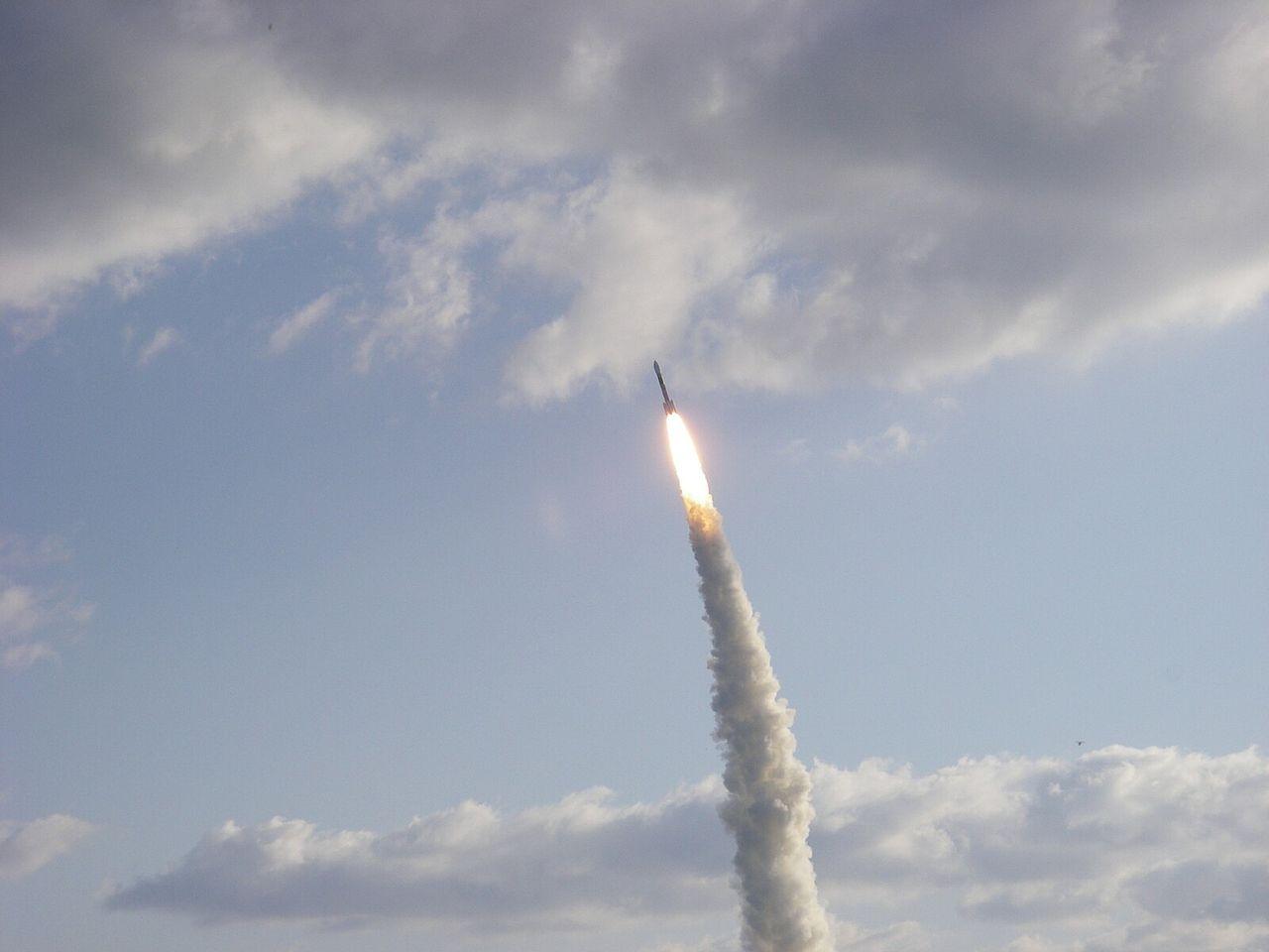 Start rakiety H2A
