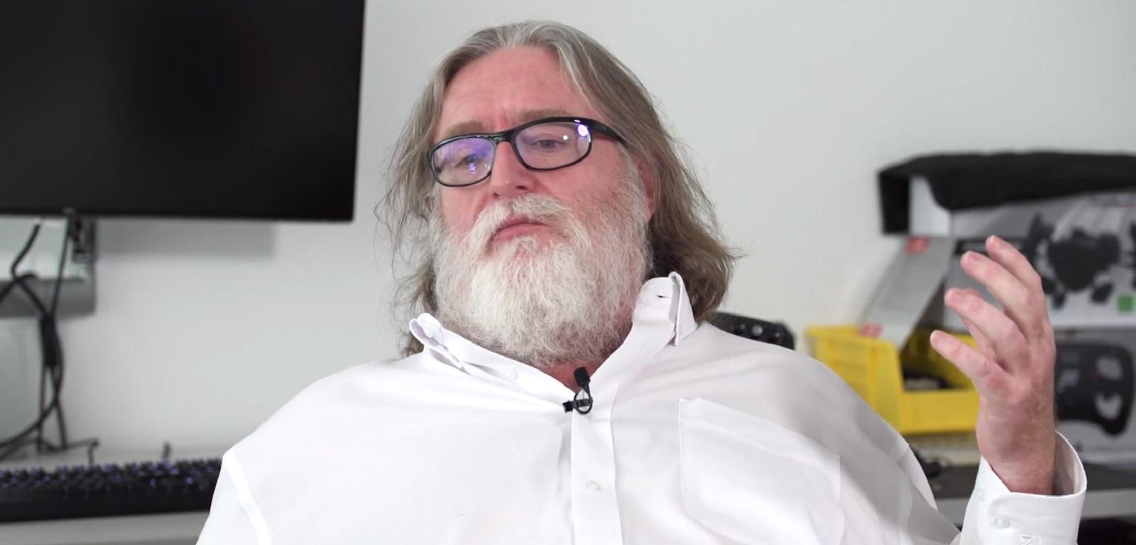 gabe newell wywiad