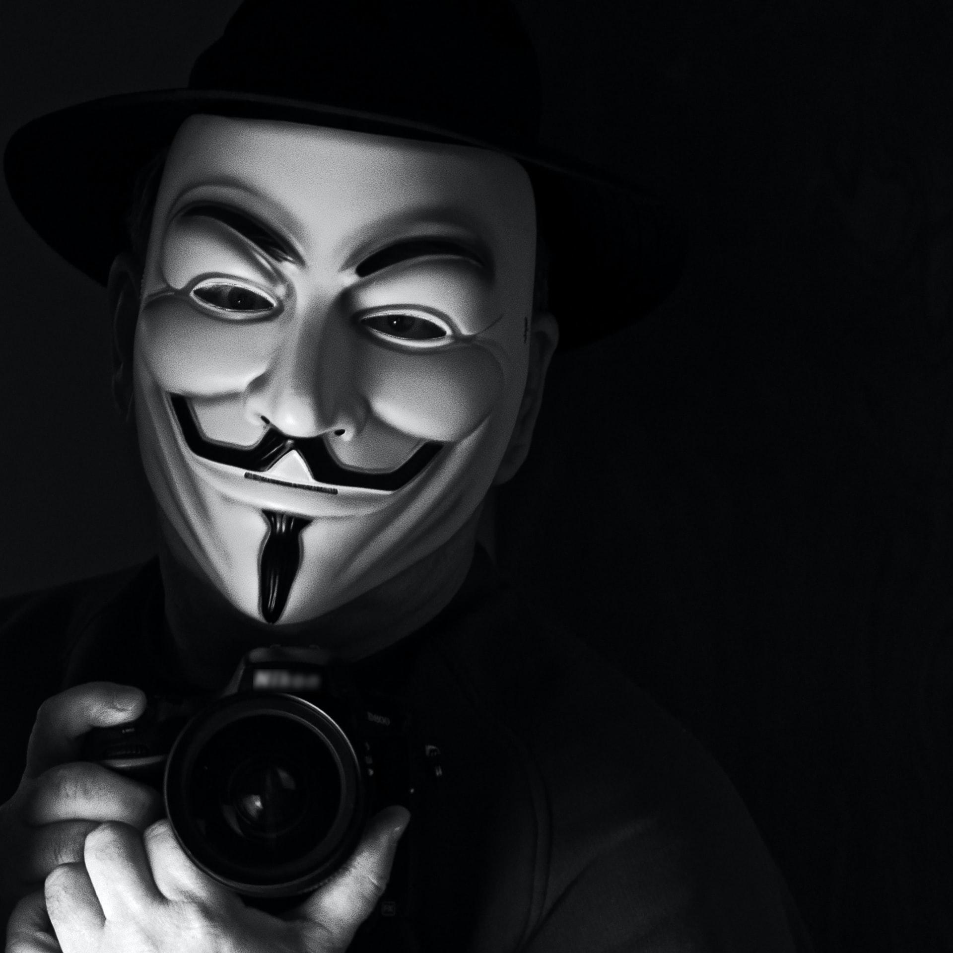 Anonymous prywatność