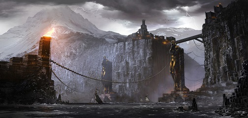 Forteca Dragon Age