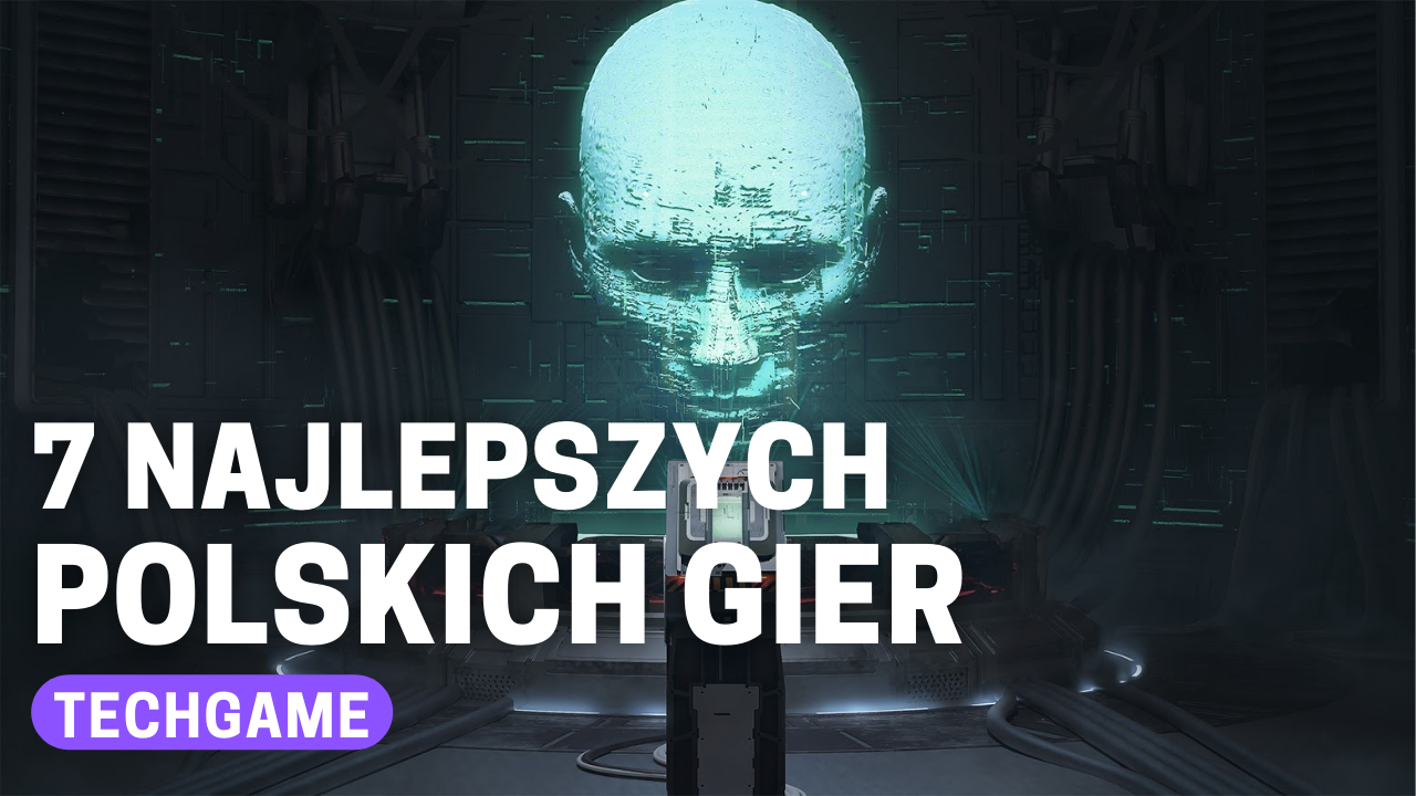 7 Najlepszych polskich gier