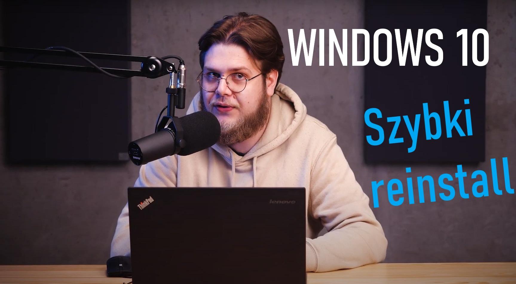 Jak przywrócić system Windows 10 do stanu początkowego?