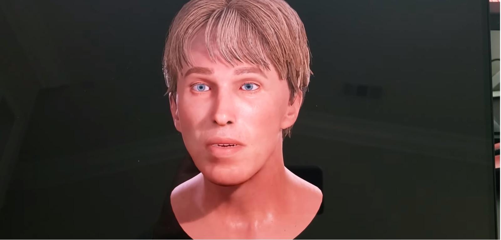 Peter Scott-Morgan Doktor Avatar