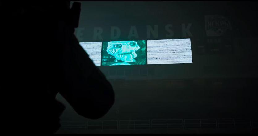 Kadr ze zwastuna Call of Duty: Warzone. Tytuł: Call of Duty: Modern Warfare & Warzone - The Haunting of Verdansk Trailer | PS4