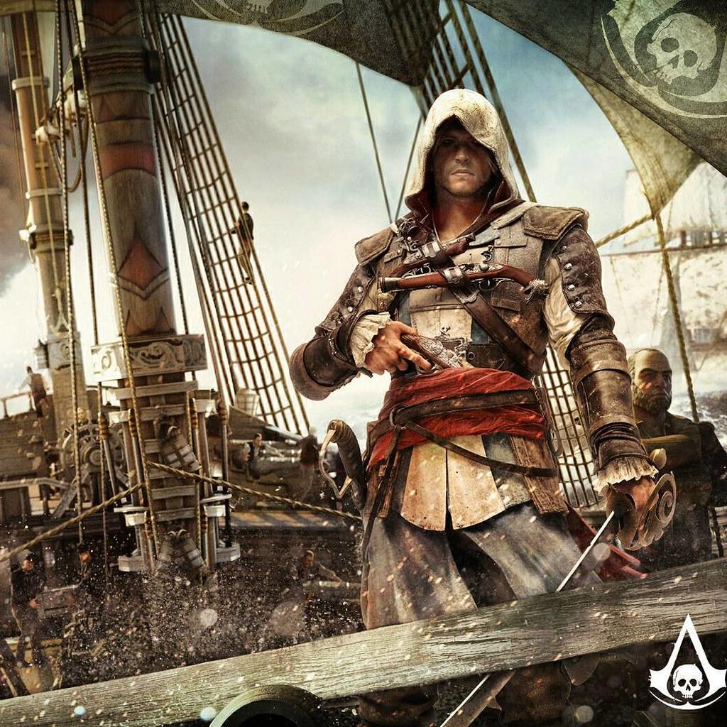 Screenz gry Assasin's Creed Black Flag