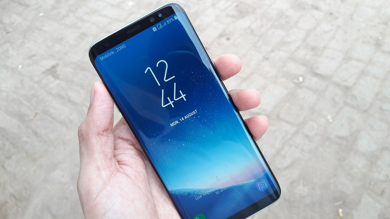 Smartfon Samsung serii Galaxy S