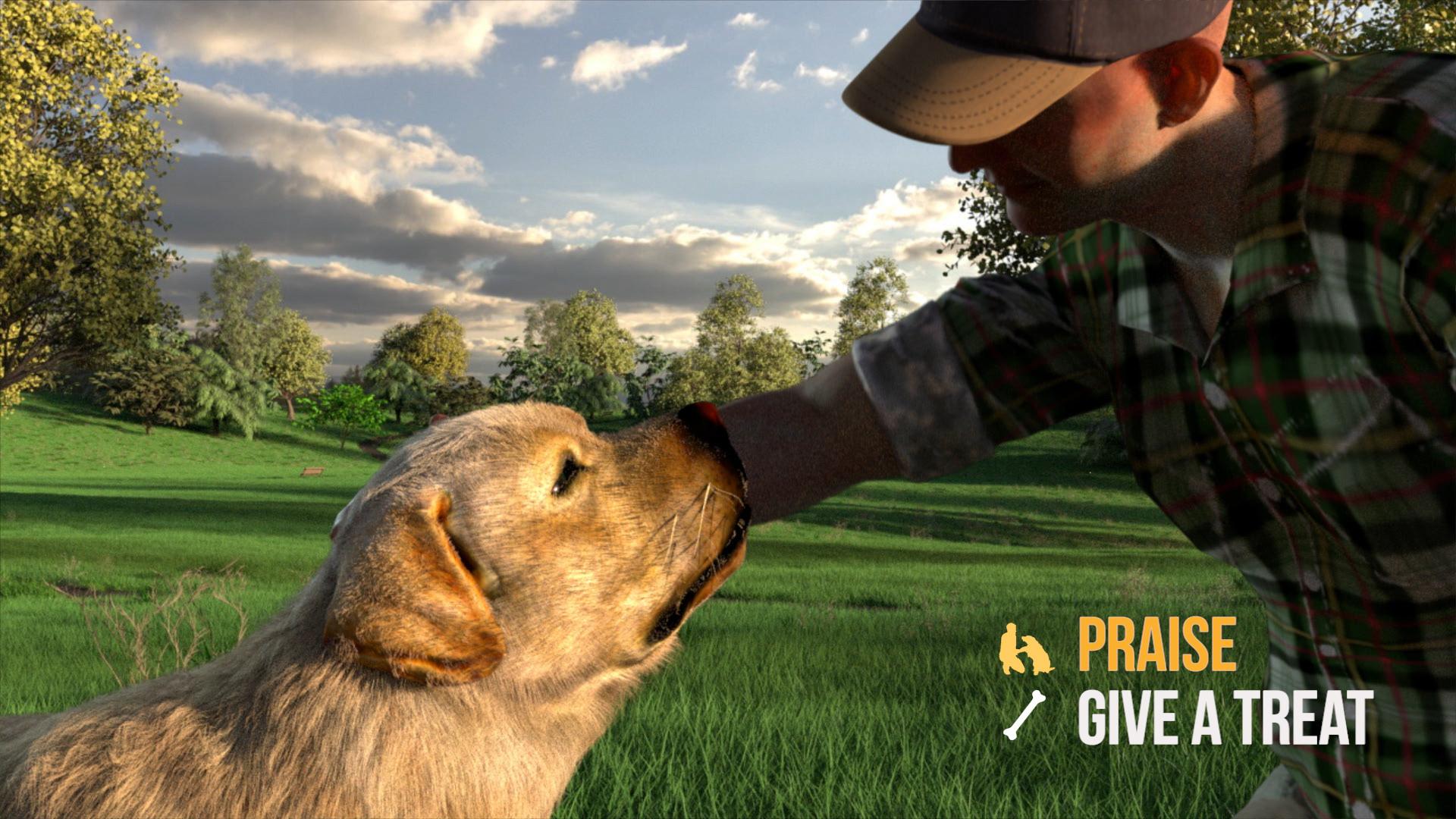 Kadr z gry Animal Trainer od studia PlayWay