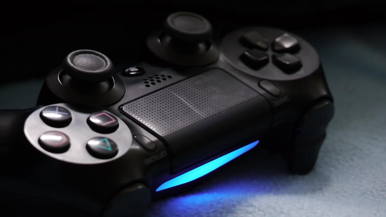 Kontroler DualShock