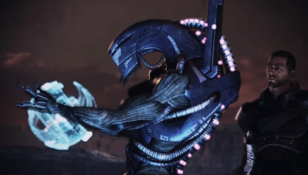 Legion, Mass Effect 3