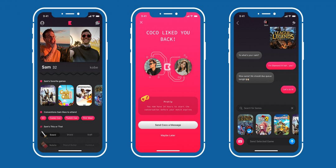 aplikacja randkowa dla graczy kippo