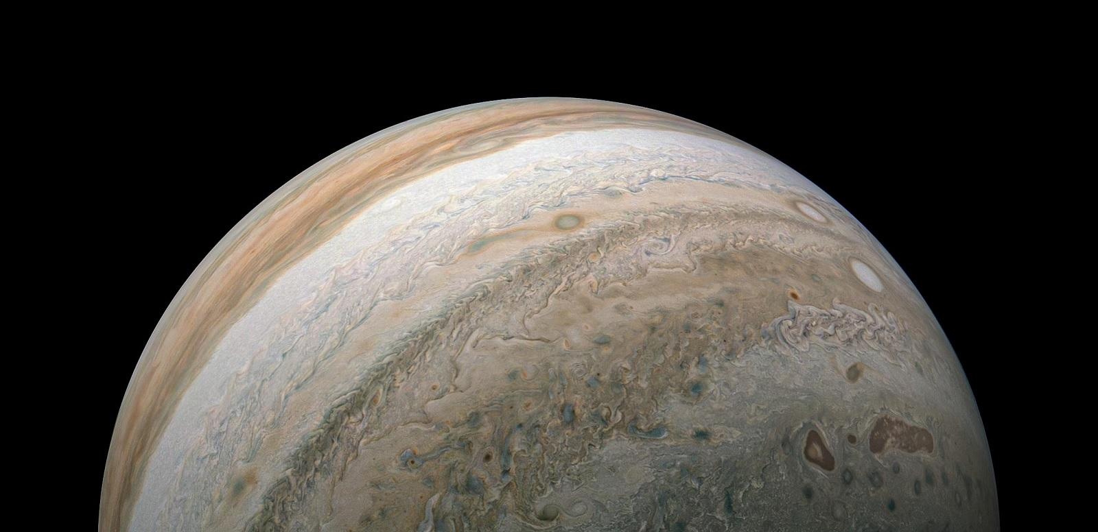 Zdjęcie Jowisza NASA