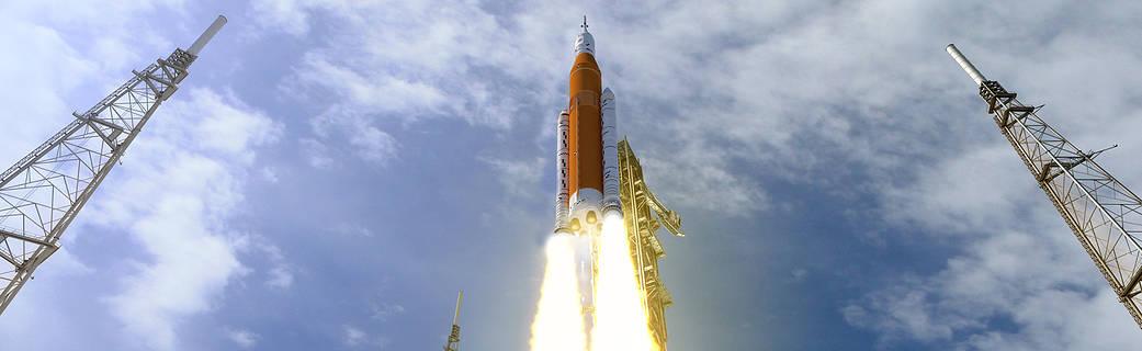 NASA - rakieta SLS