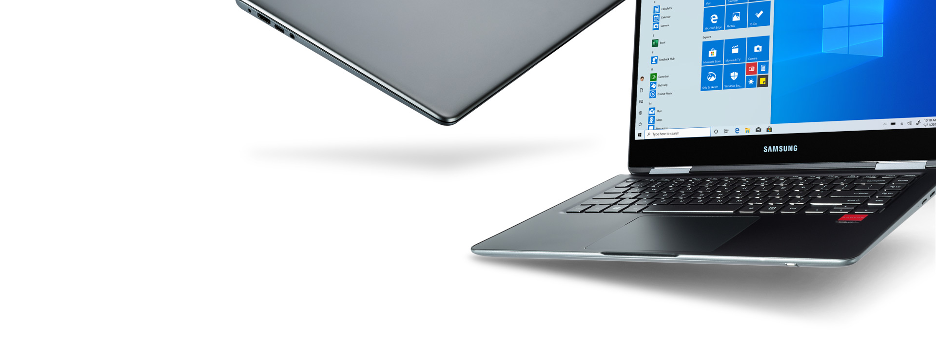 Laptopy z Windowsem