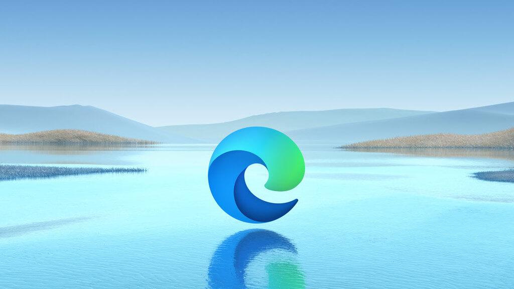 Nowe logo Microsoft Edge