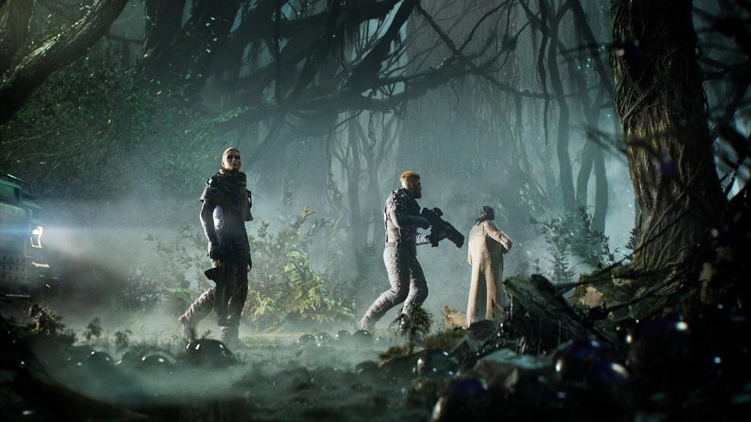 Zdjęcie z gry Outriders