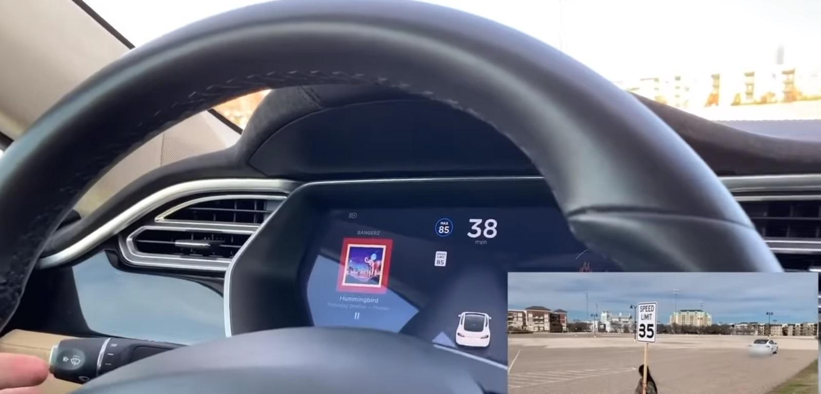 Tesla badania McAfee