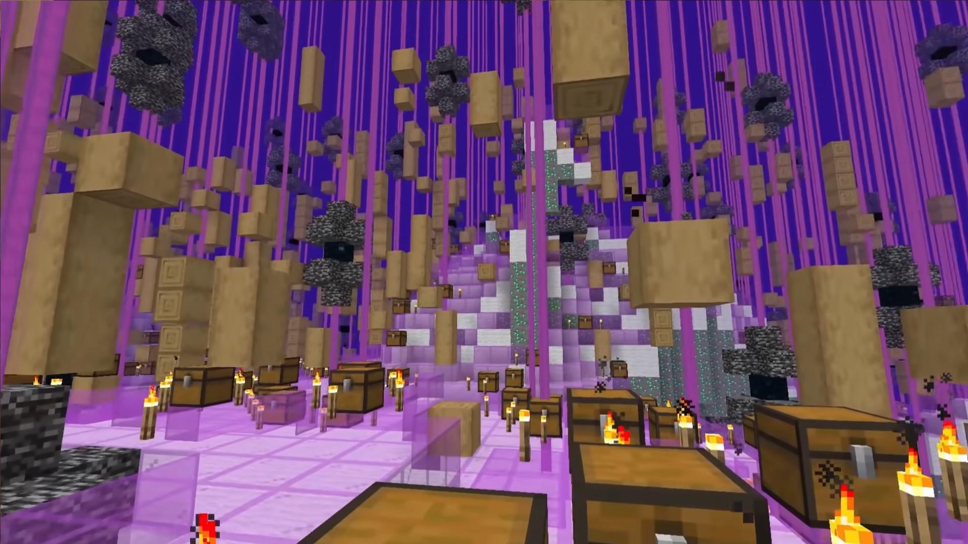 minecraft snapshot infinite