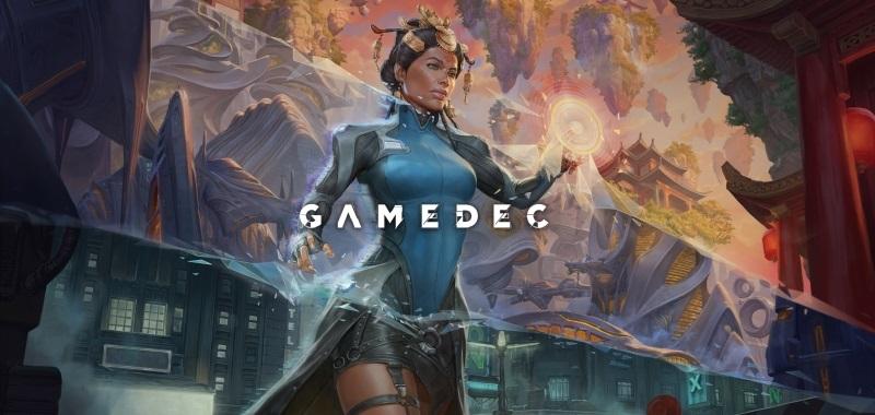 gamedec kickstarter plakat