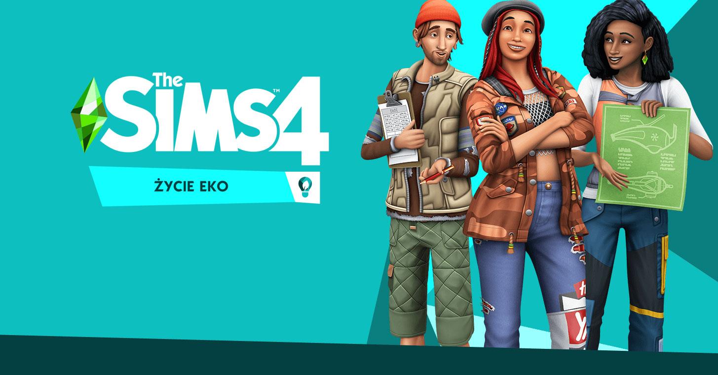 The Sims 4 Eko życie