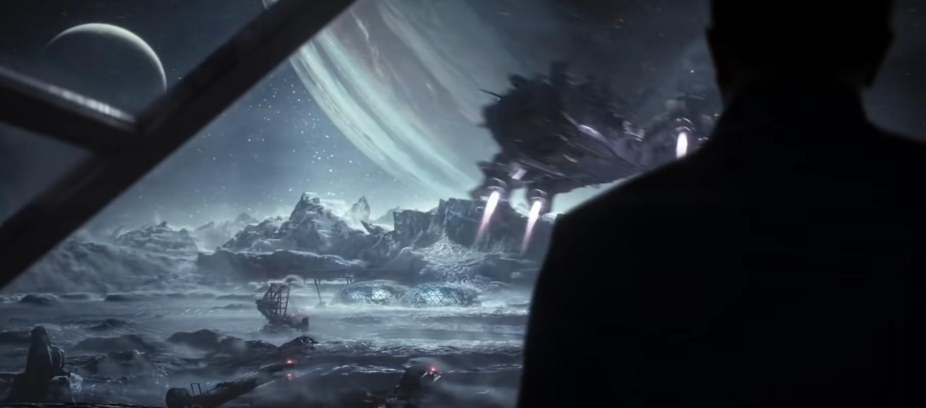 The Callisto Protocol trailer
