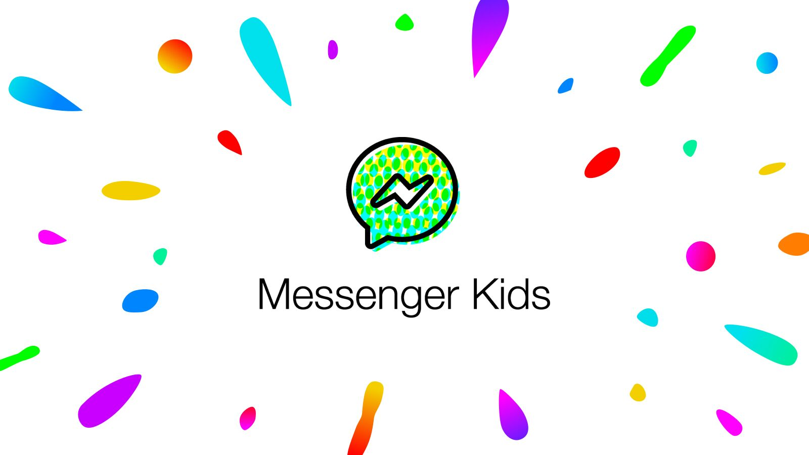 Logo Messenger Kids