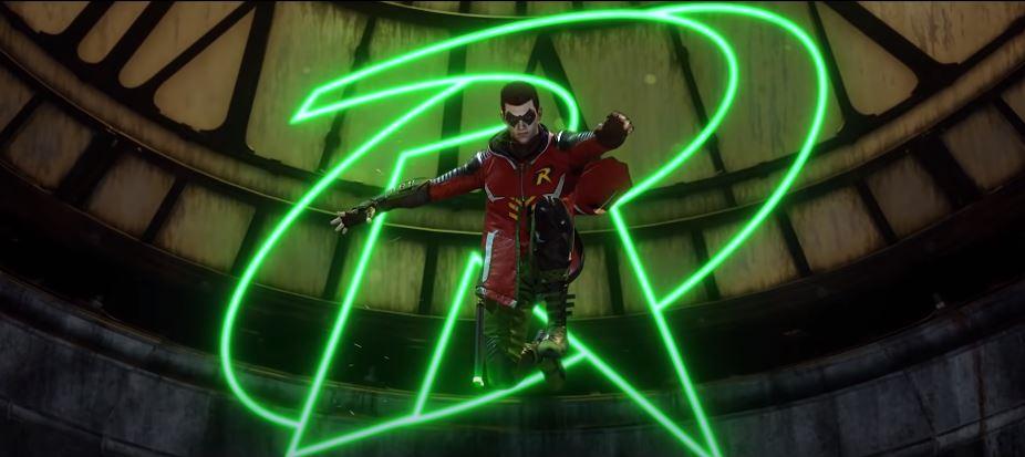 Fragment filmu, pt. Gotham Knights - World Premiere Trailer