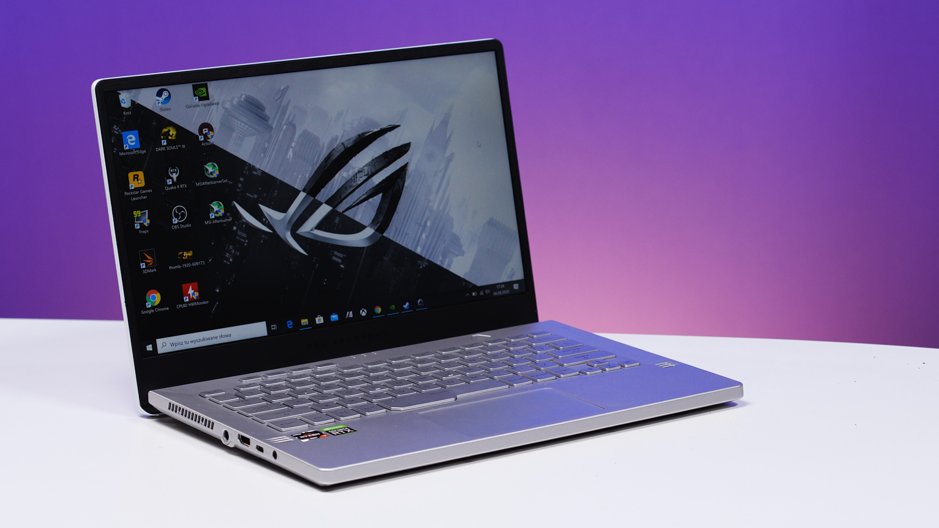 Laptop ASUS Zephyrus ROG Zephyrus