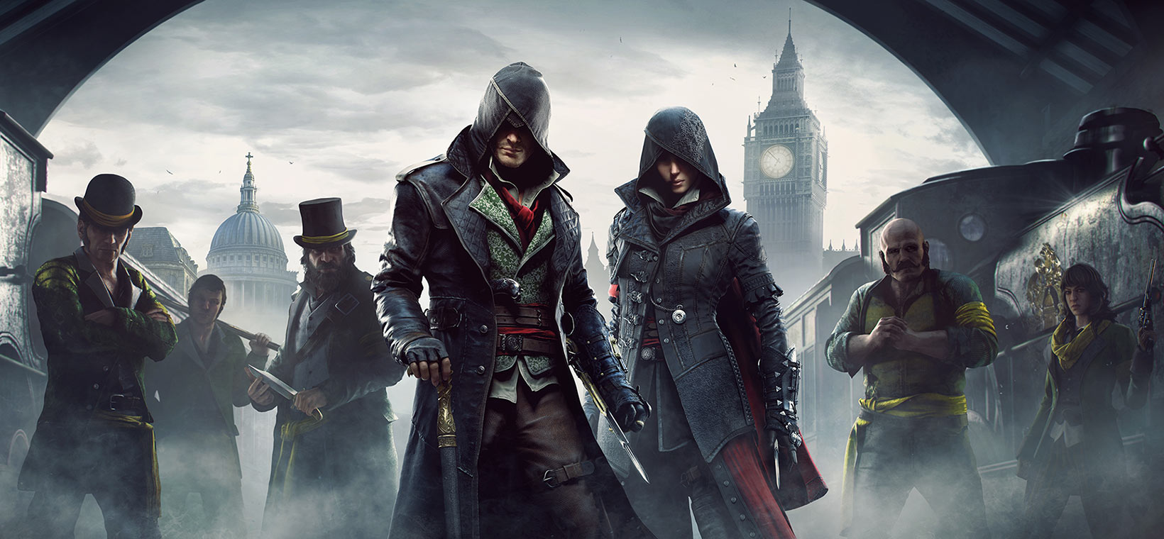 Assasin's Creed: Syndicate