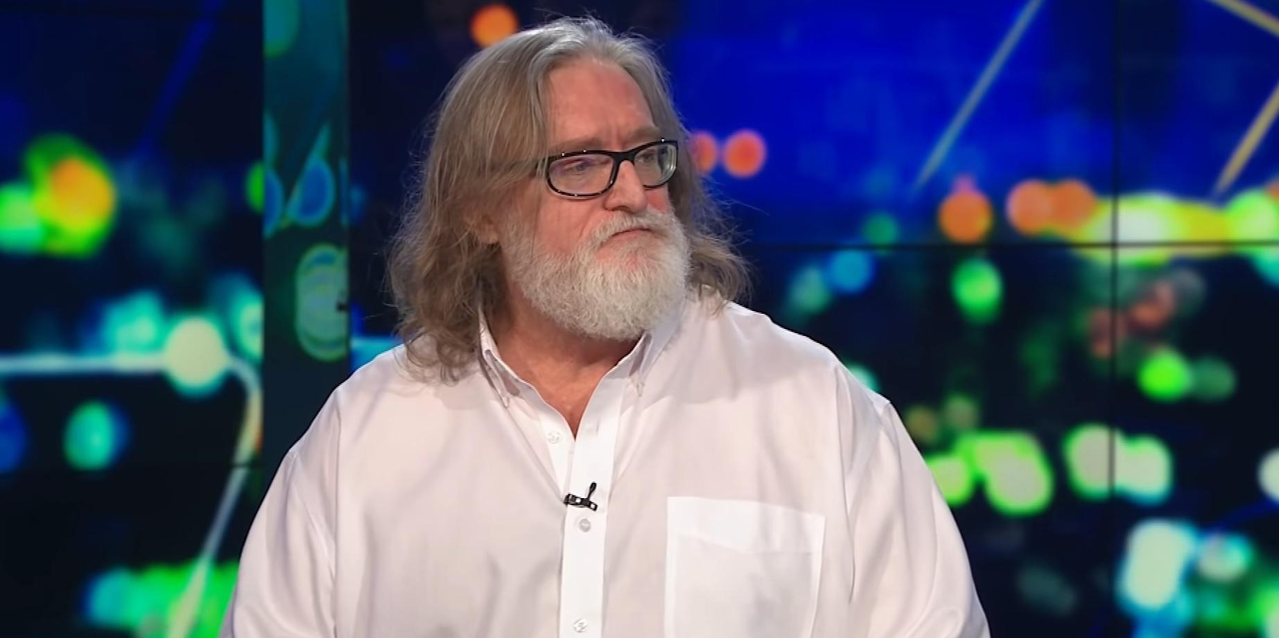 Gabe Newell, szef Valve