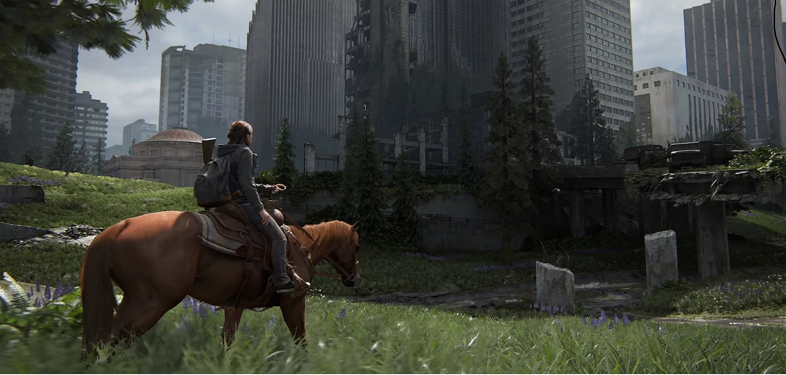 The Last of Us Part II artwork