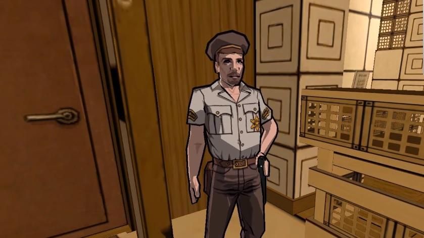 XIII policjant