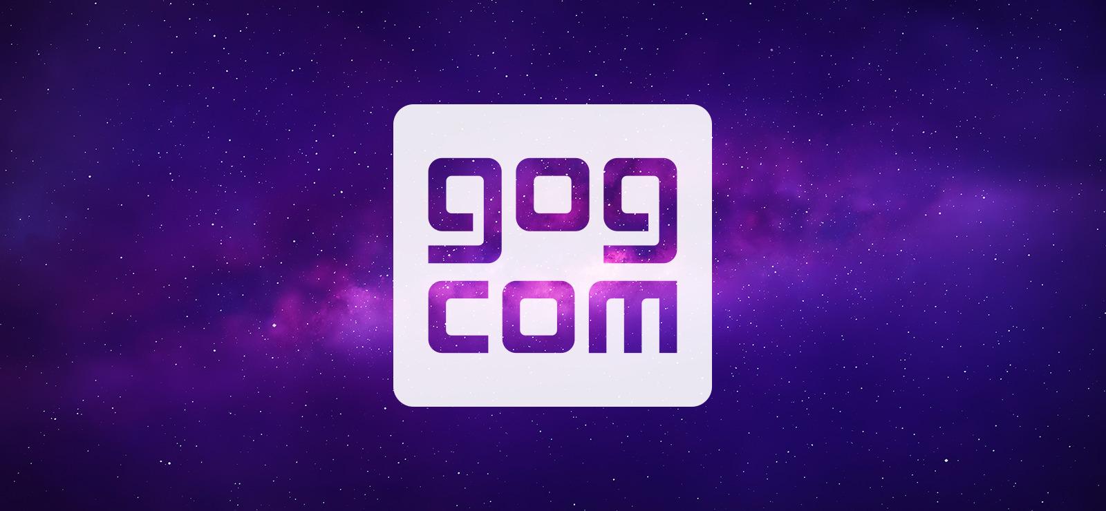 gog.com logo serwisu