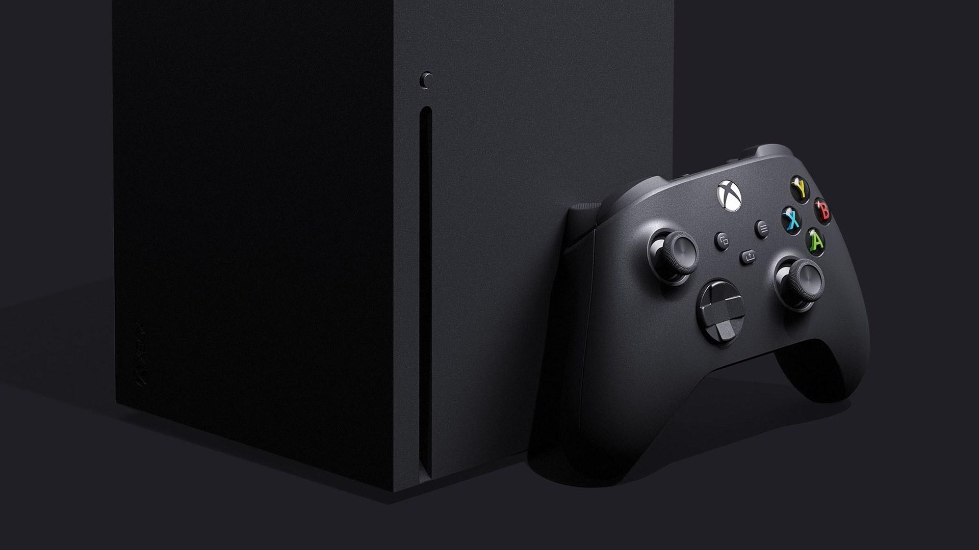 Xbox Series X z padem