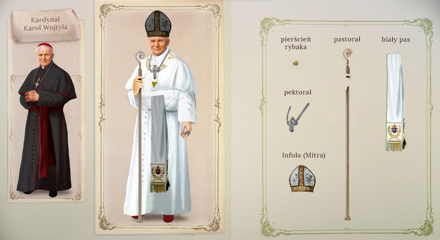 Dziedzictwo kulturowe Jana Pawła II - gra edukacyjna